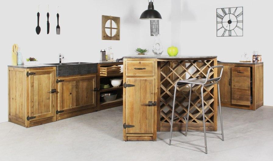 Mod le cuisine style campagne maison et mobilier - Modele cuisine campagne ...