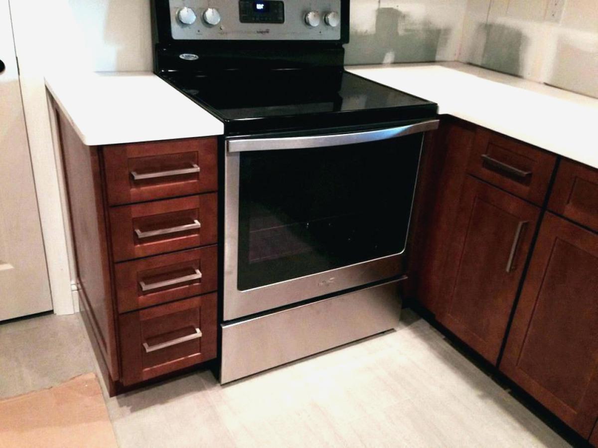 plan de travail cuisine sur mesure discount. Black Bedroom Furniture Sets. Home Design Ideas