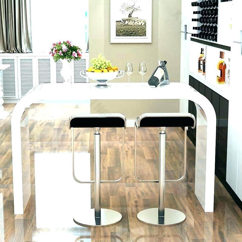 Table Haute Cuisine Blanche Ikea