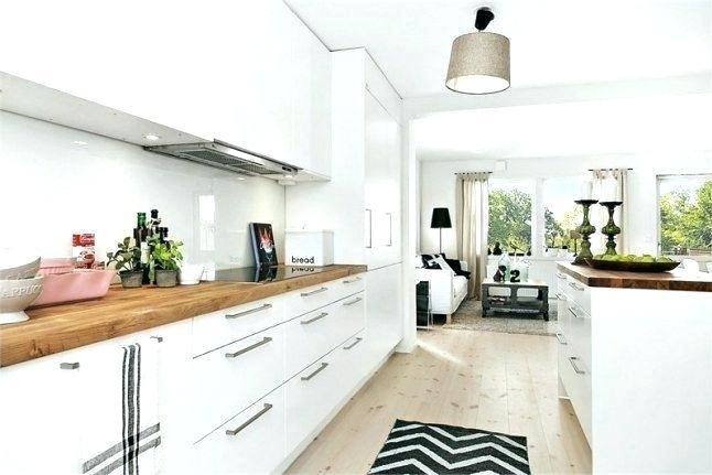 Déco cuisine blanche bois - Atwebster.fr - Maison et mobilier