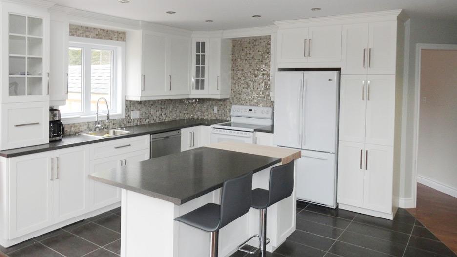 Modele armoire de cuisine contemporaine maison et mobilier - Modele d armoire de cuisine ...