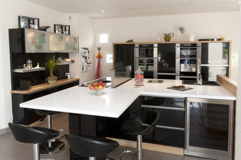 Decoration cuisine marocaine moderne 2012 - Deco cuisine moderne blanc ...