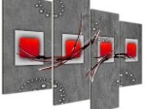 Decoration Murale Pour Cuisine Rouge Atwebsterfr Maison Et Mobilier