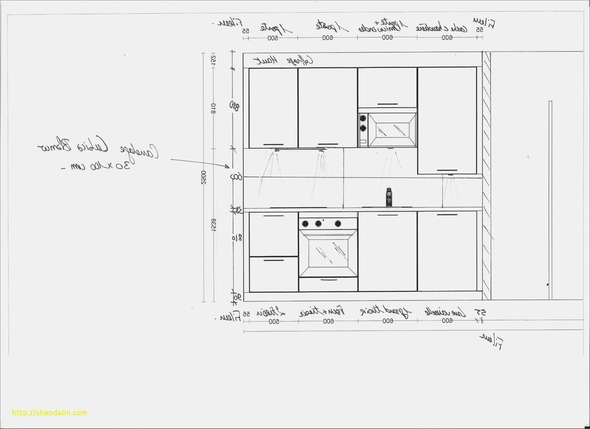 Distance entre meuble haut et plan de travail cuisine - Hauteur plan de cuisine ...