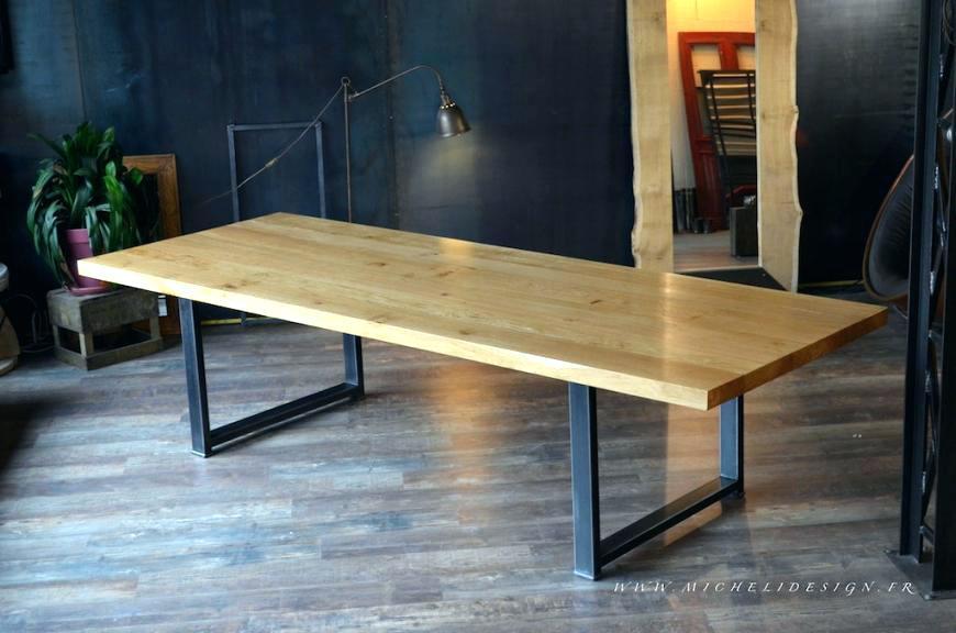 Fabriquer une table de cuisine en bois de grange