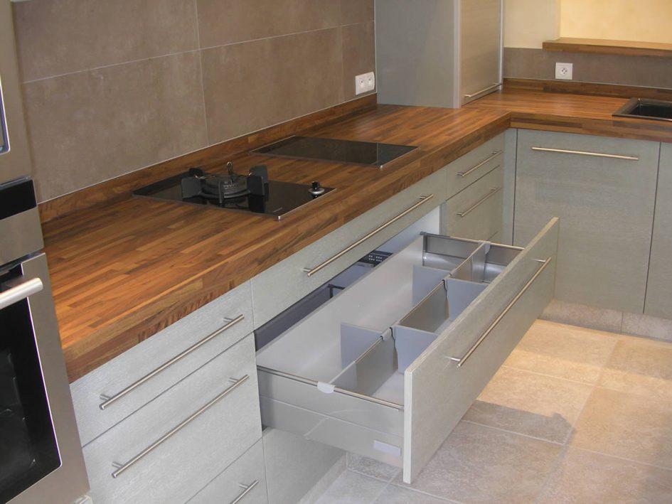 plan de travail cuisine hetre ou chene maison et mobilier. Black Bedroom Furniture Sets. Home Design Ideas