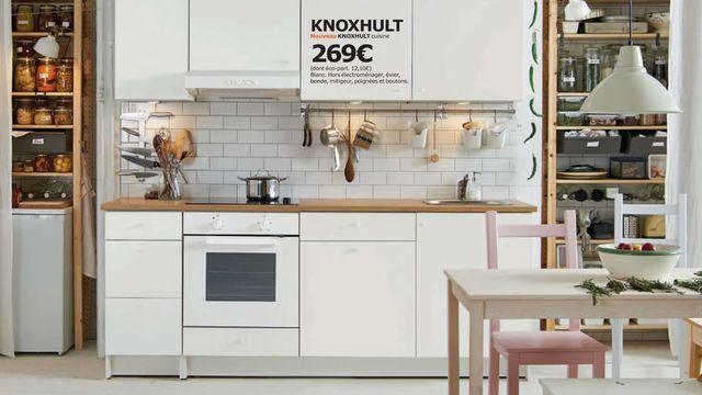 Meuble Cuisine Ikea Blanc Atwebster Fr Maison Et Mobilier