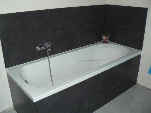Hauteur carrelage autour baignoire - Atwebster.fr - Maison et mobilier