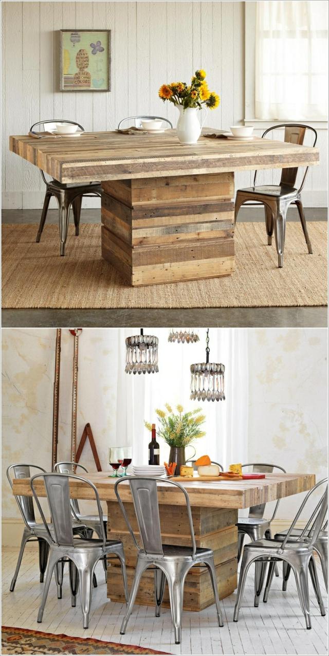Comment Fabriquer Une Table De Cuisine En Bois Atwebster Fr