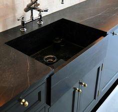 Plan de travail cuisine en granit portugal - Atwebster.fr - Maison ...