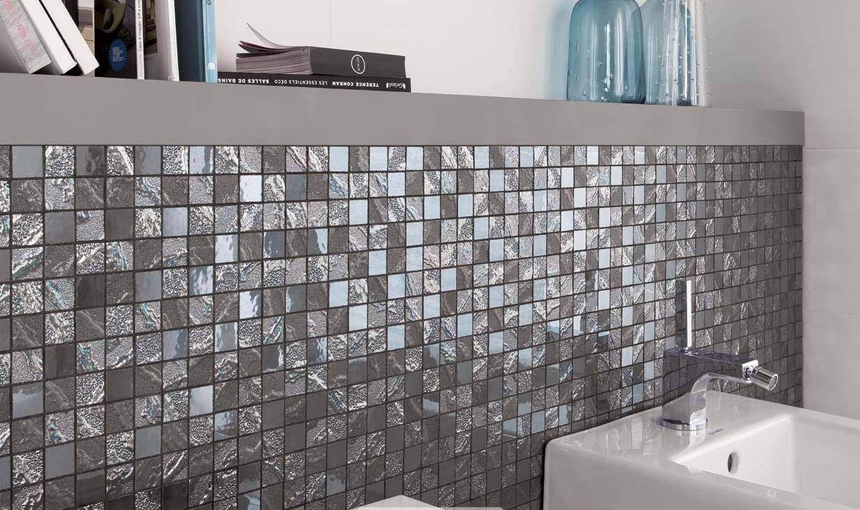 Carrelage mosaique faience salle de bain - Atwebster.fr - Maison et ...