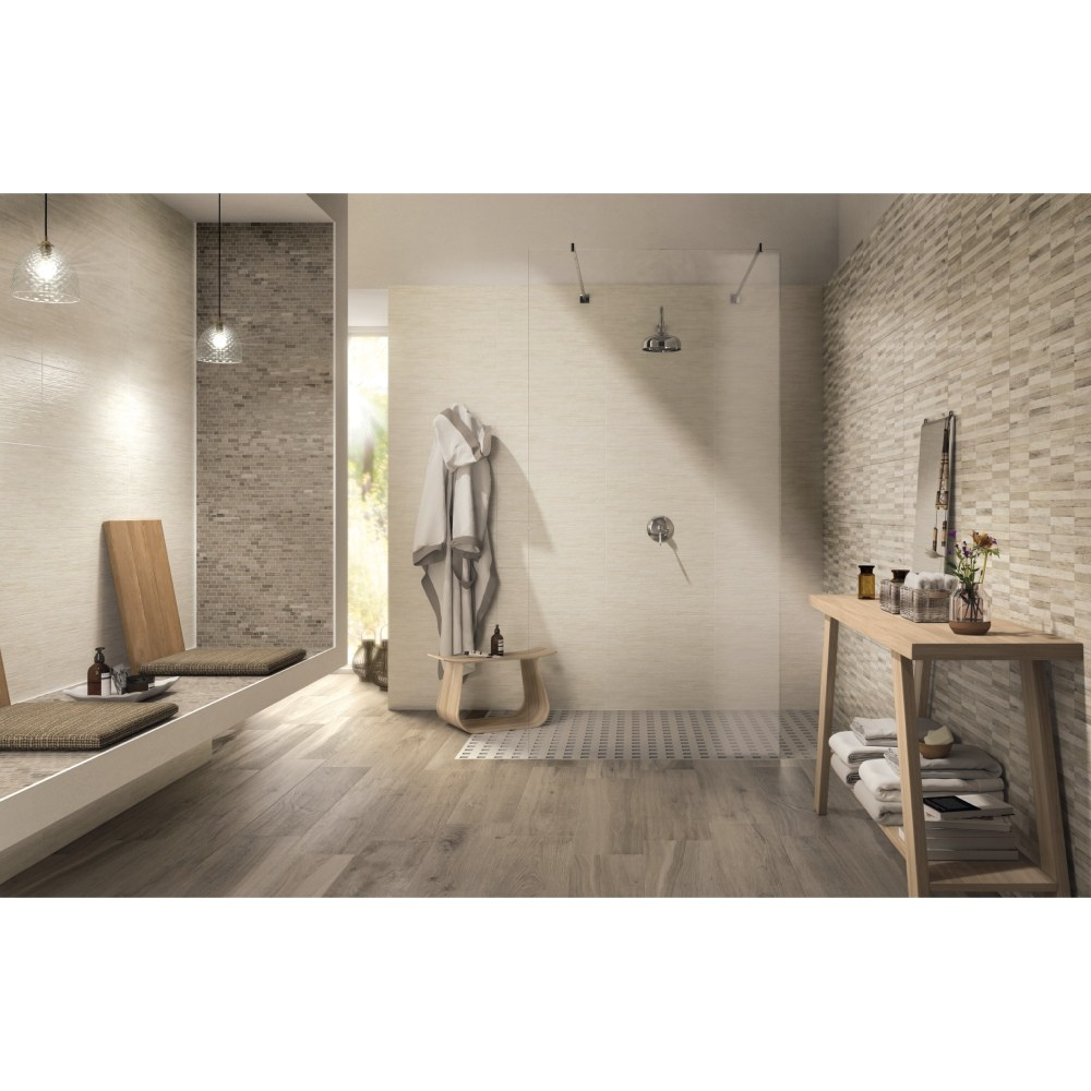 carrelage imitation bois mural salle de bain atwebster. Black Bedroom Furniture Sets. Home Design Ideas
