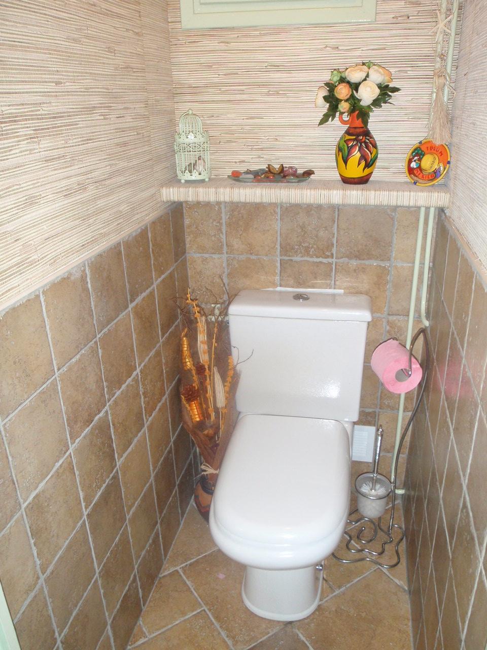 carrelage blanc pour wc - atwebster.fr - maison et mobilier