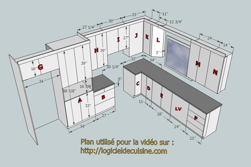 Comment Faire Plan Cuisine 3d Atwebster Fr Maison Et Mobilier