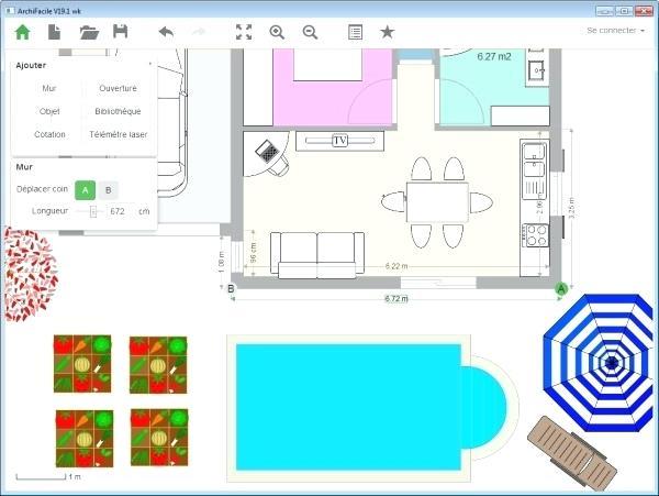 Logiciel gratuit pour faire un plan de cuisine atwebster - Logiciel de plan de cuisine 3d gratuit ...