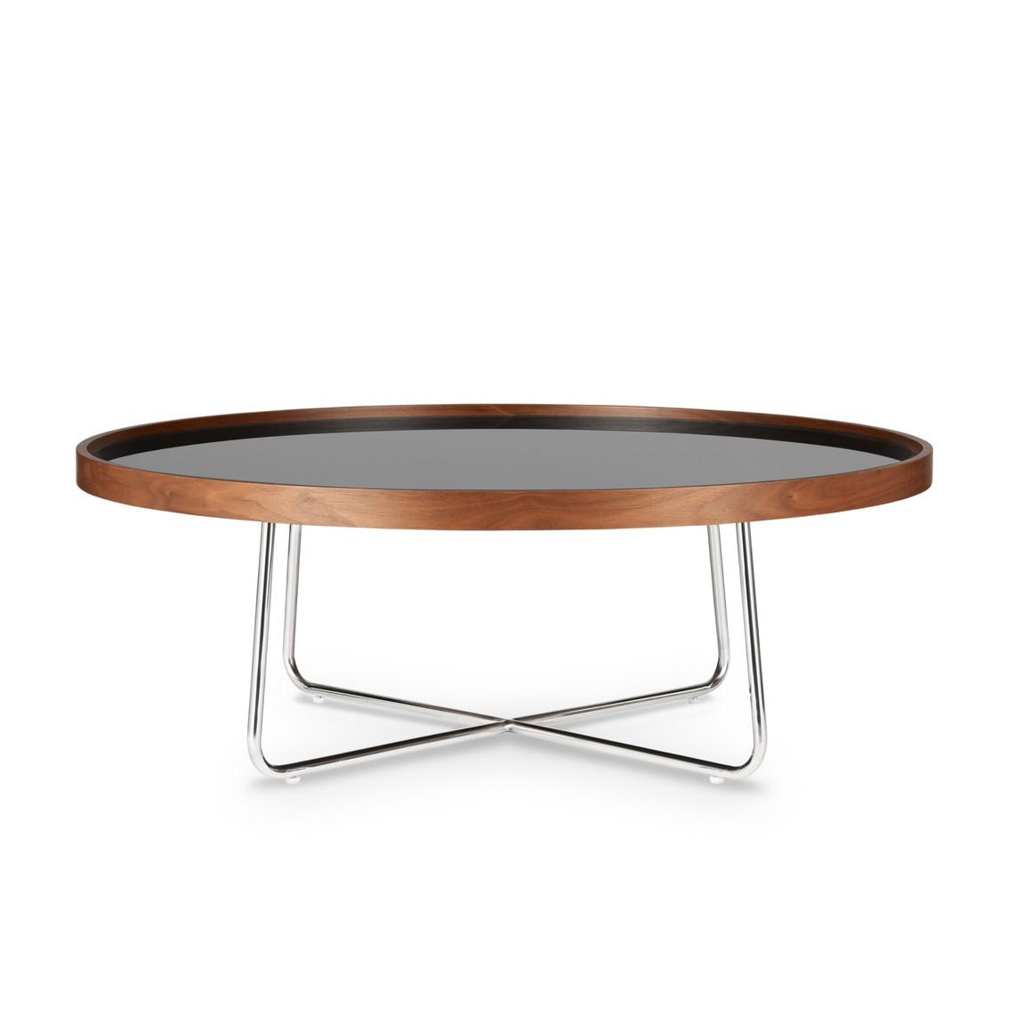 Table basse jardin ronde metal - Atwebster.fr - Maison et mobilier