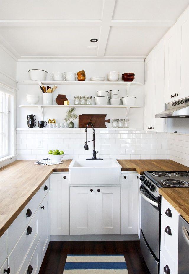 Modele de cuisine pour petite surface - Atwebster.fr - Maison et ...
