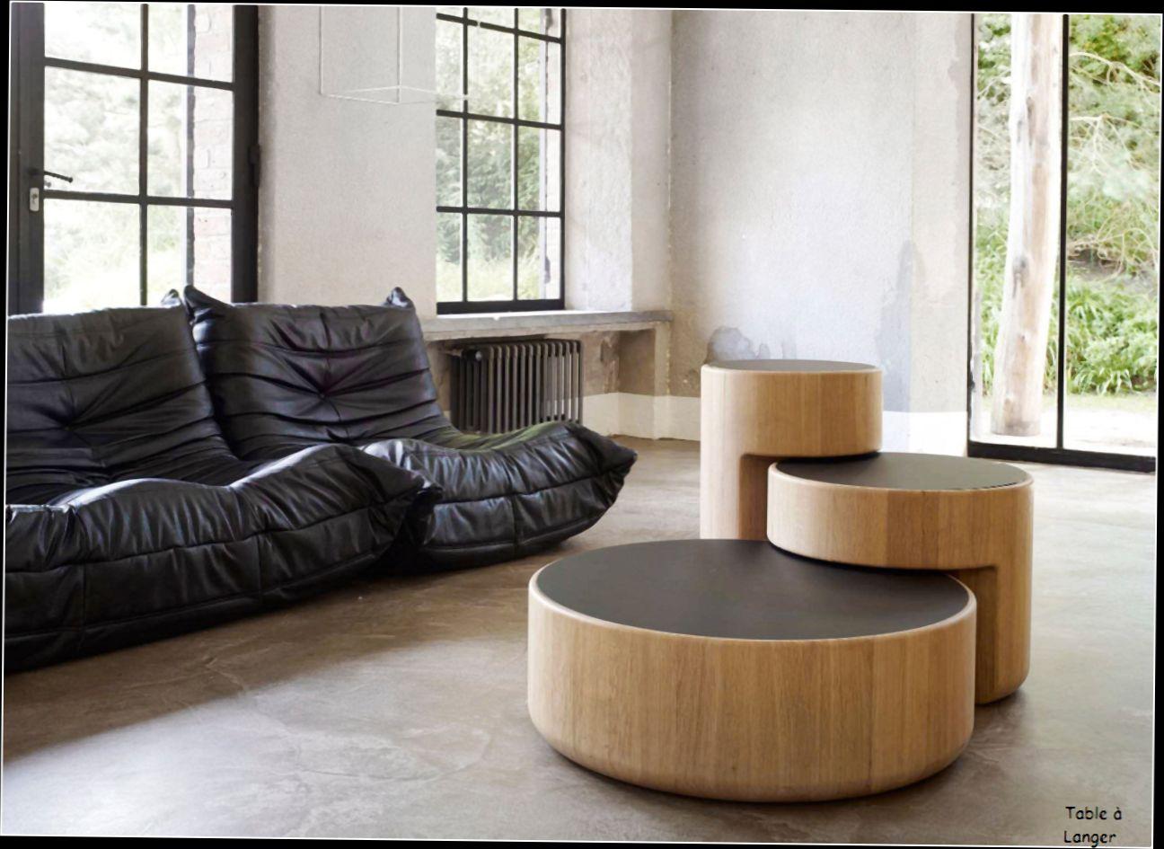 Table Basse Gigogne Contemporaine Atwebsterfr Maison Et Mobilier
