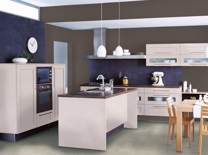 Couleur pour cuisine a la mode maison et mobilier - Cuisine a la mode ...