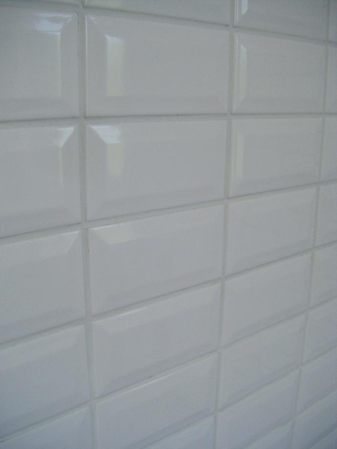 Carrelage gris avec joint blanc - Atwebster.fr - Maison et mobilier