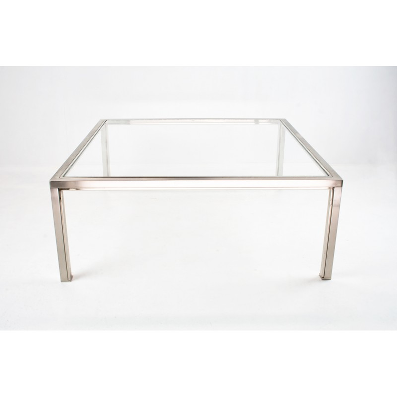 table basse carr u00e9e vintage - atwebster fr