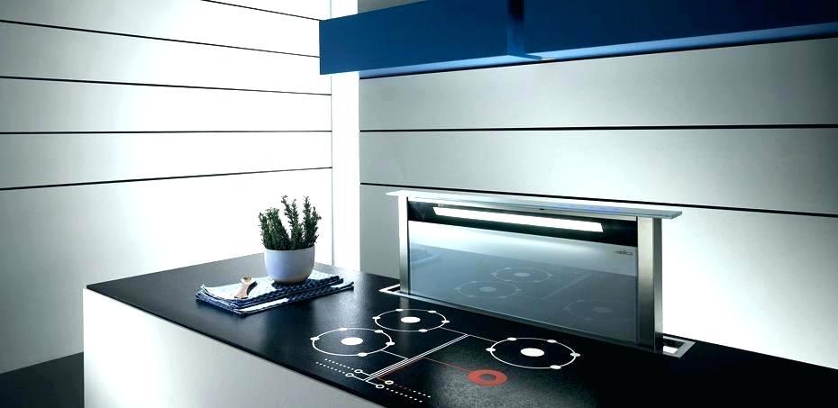 hotte cuisine aspirante int gr e plan travail escamotable. Black Bedroom Furniture Sets. Home Design Ideas
