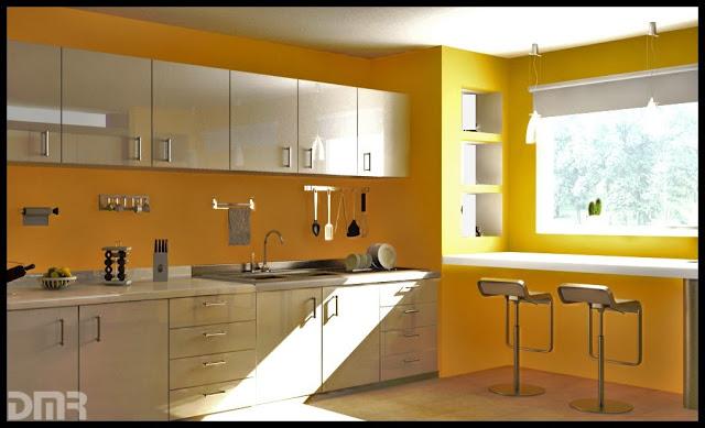 Idée Peinture Cuisine | Idee Peinture Cuisine Moderne Atwebster Fr Maison Et Mobilier