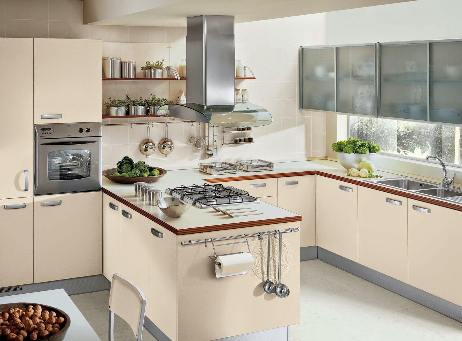 Id es d co pour cuisine moderne maison et mobilier - Idee deco pour cuisine ...