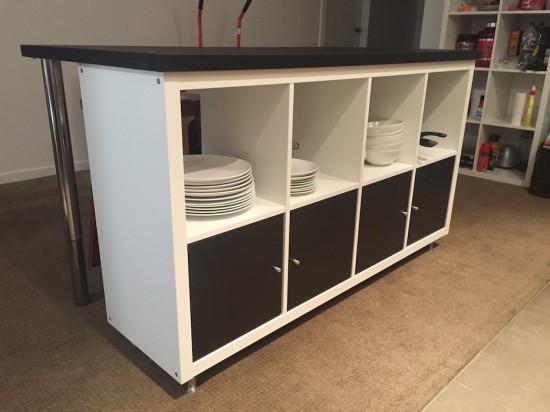 Meuble Cuisine Avec Plan De Travail Ikea Atwebster Fr Maison Et