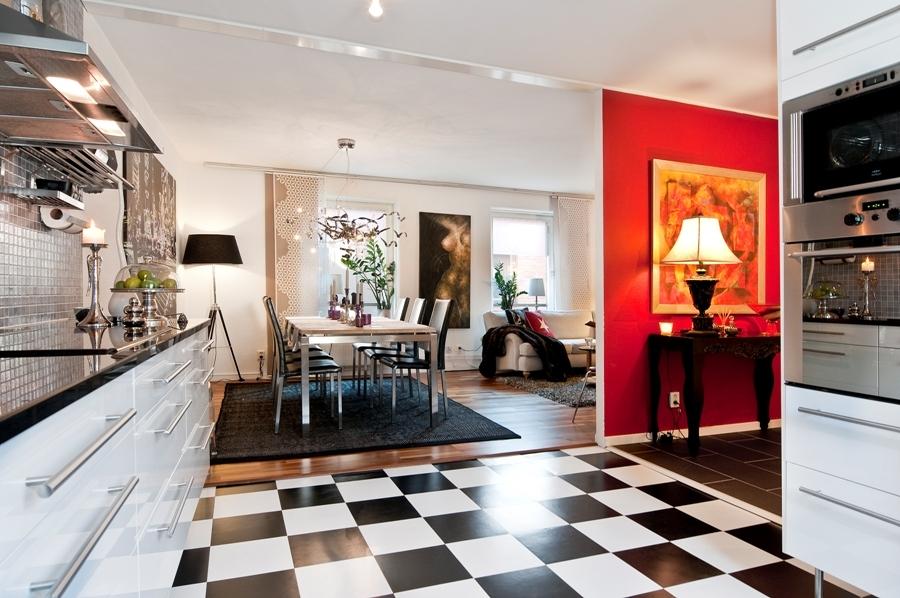 Carrelage art déco noir et blanc - Atwebster.fr - Maison et mobilier