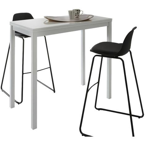 table cuisine haute pas cher maison et. Black Bedroom Furniture Sets. Home Design Ideas