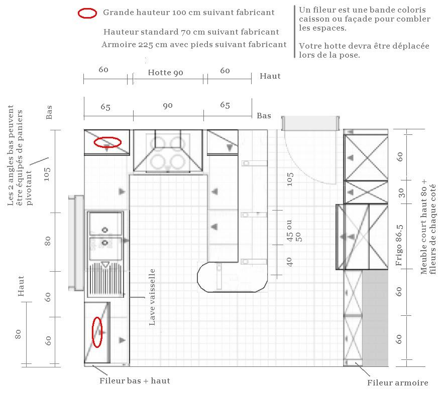 plan de cuisine logiciel maison et mobilier. Black Bedroom Furniture Sets. Home Design Ideas