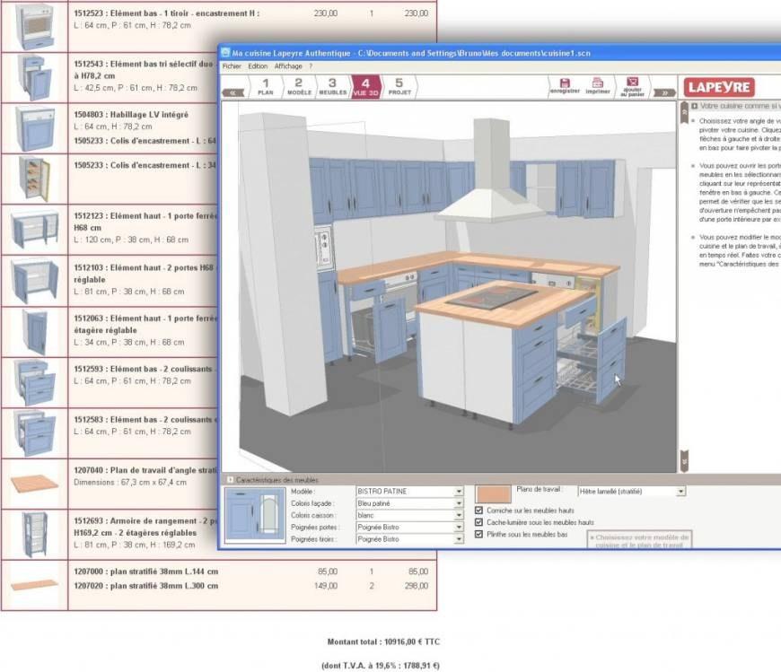 logiciel plan de cuisine professionnelle - atwebster.fr - maison et