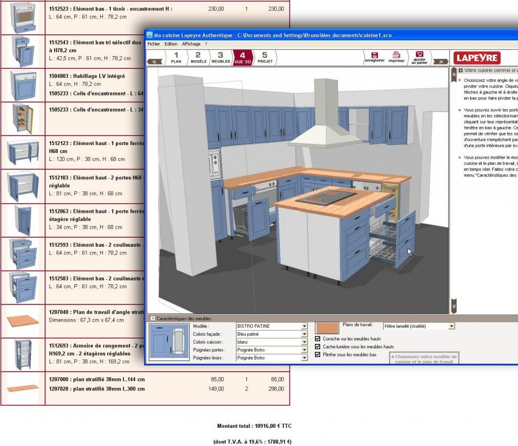 logiciel de dessin de cuisine 3d gratuit atwebster fr maison et mobilier