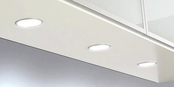 Eclairage sous meuble haut cuisine ikea maison et mobilier - Spot sous meuble cuisine ...