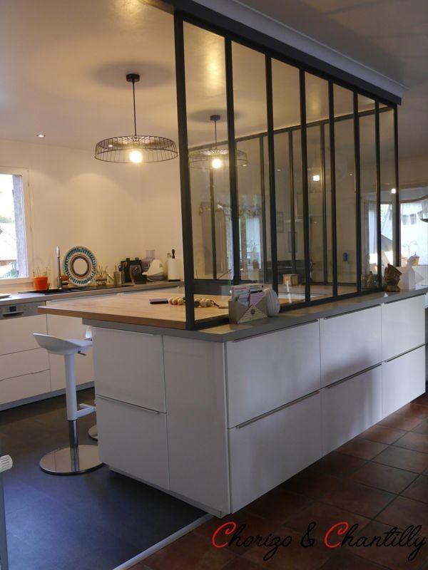 idee deco cuisine verriere - atwebster.fr - maison et mobilier