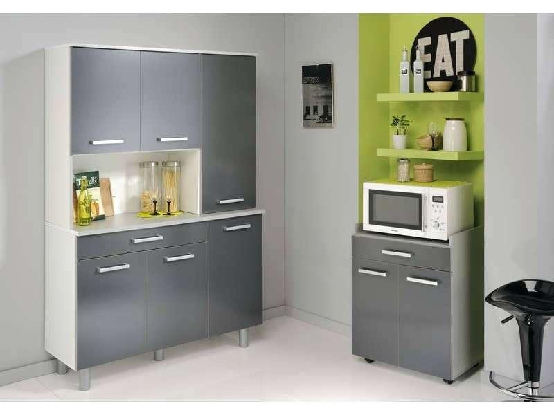 meuble haut cuisine gris conforama maison et mobilier. Black Bedroom Furniture Sets. Home Design Ideas