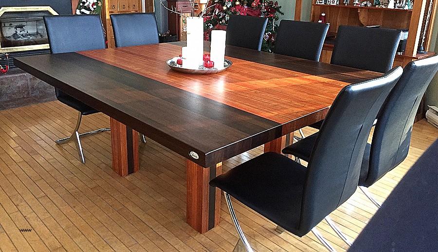 Table de cuisine en bois carré - Atwebster.fr - Maison et mobilier