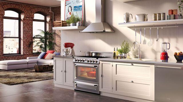 Modele de cuisine dans maison ancienne - Atwebster.fr - Maison et ...