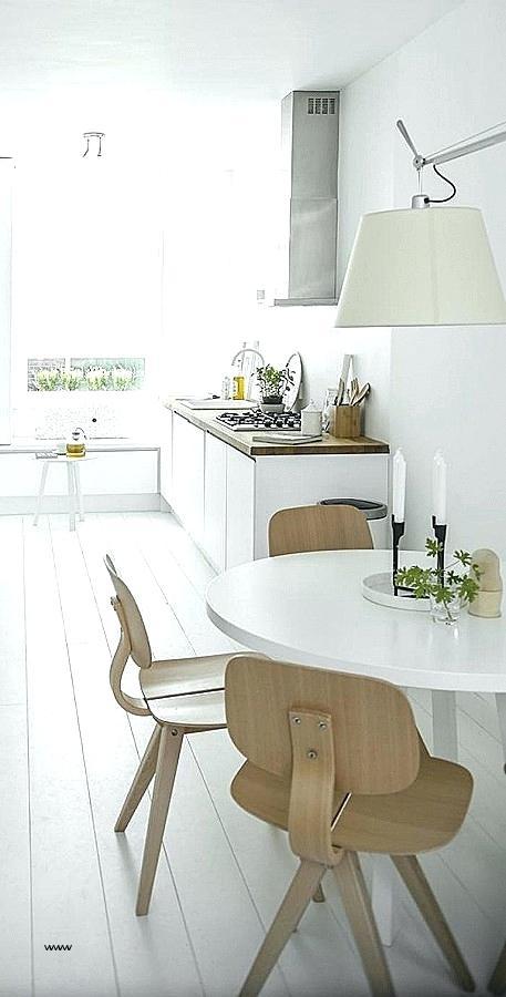 Modele cuisine blanche et bois maison et - Modele cuisine blanc laque ...