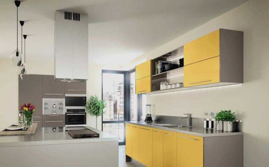 Cuisine Hygena Modele Ascot Atwebster Fr Maison Et Mobilier