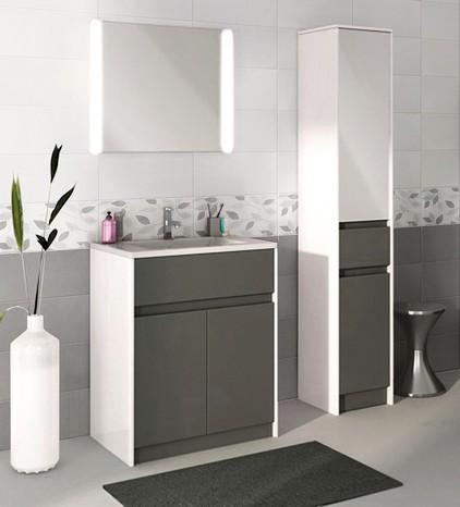 Carrelage salle de bain brico depot nice - Meuble de salle de bain brico depot ...