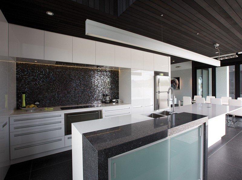 carrelage mosaique de cuisine maison et. Black Bedroom Furniture Sets. Home Design Ideas