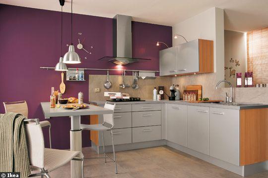 Couleur Mur Cuisine Design Atwebster Fr Maison Et Mobilier