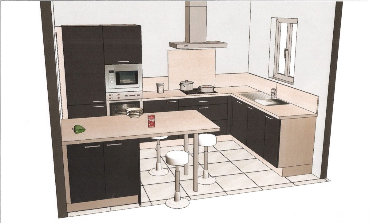 Logiciel plan de cuisine 3d maison et - Creer sa cuisine en 3d gratuitement ...