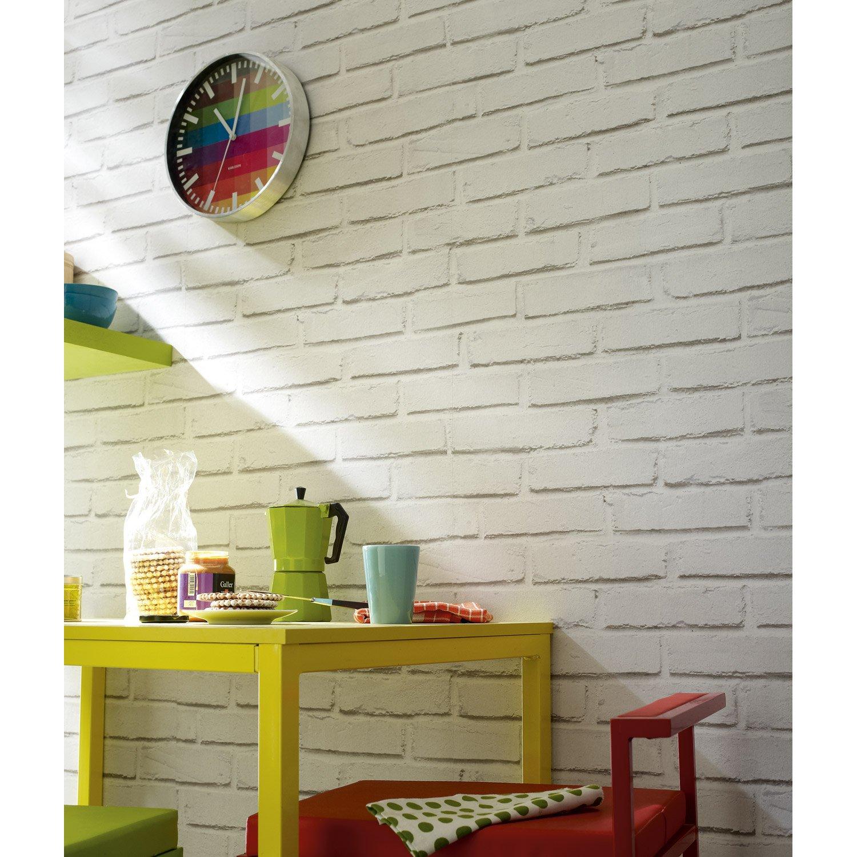 Carrelage Blanc Forme Brique Atwebster Fr Maison Et Mobilier
