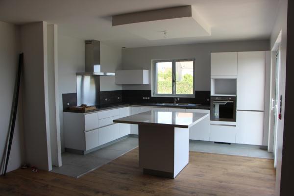 Carrelage parquet cuisine - Atwebster.fr - Maison et mobilier