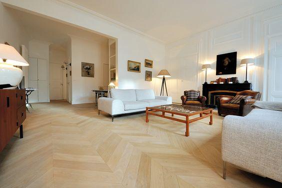 carrelage imitation parquet point de hongrie atwebster. Black Bedroom Furniture Sets. Home Design Ideas