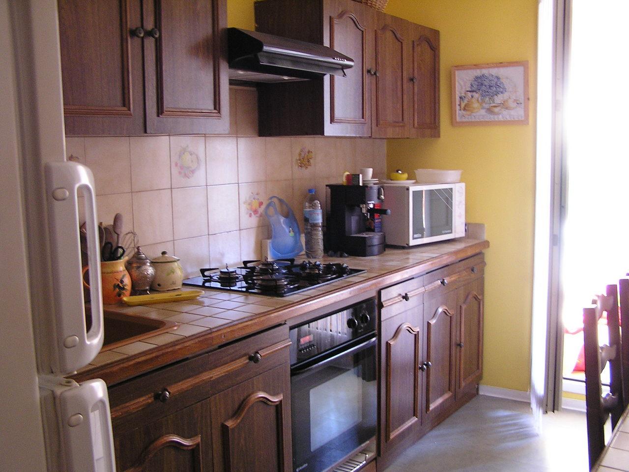 Peinture pour cuisine pas cher maison et mobilier - Peinture pour cuisine laquee ...