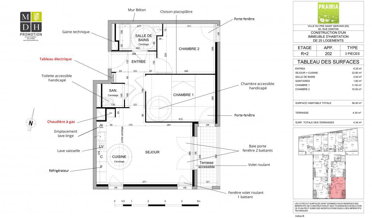 Plan d 39 une cuisine professionnelle maison et mobilier - Plan d une cuisine ...